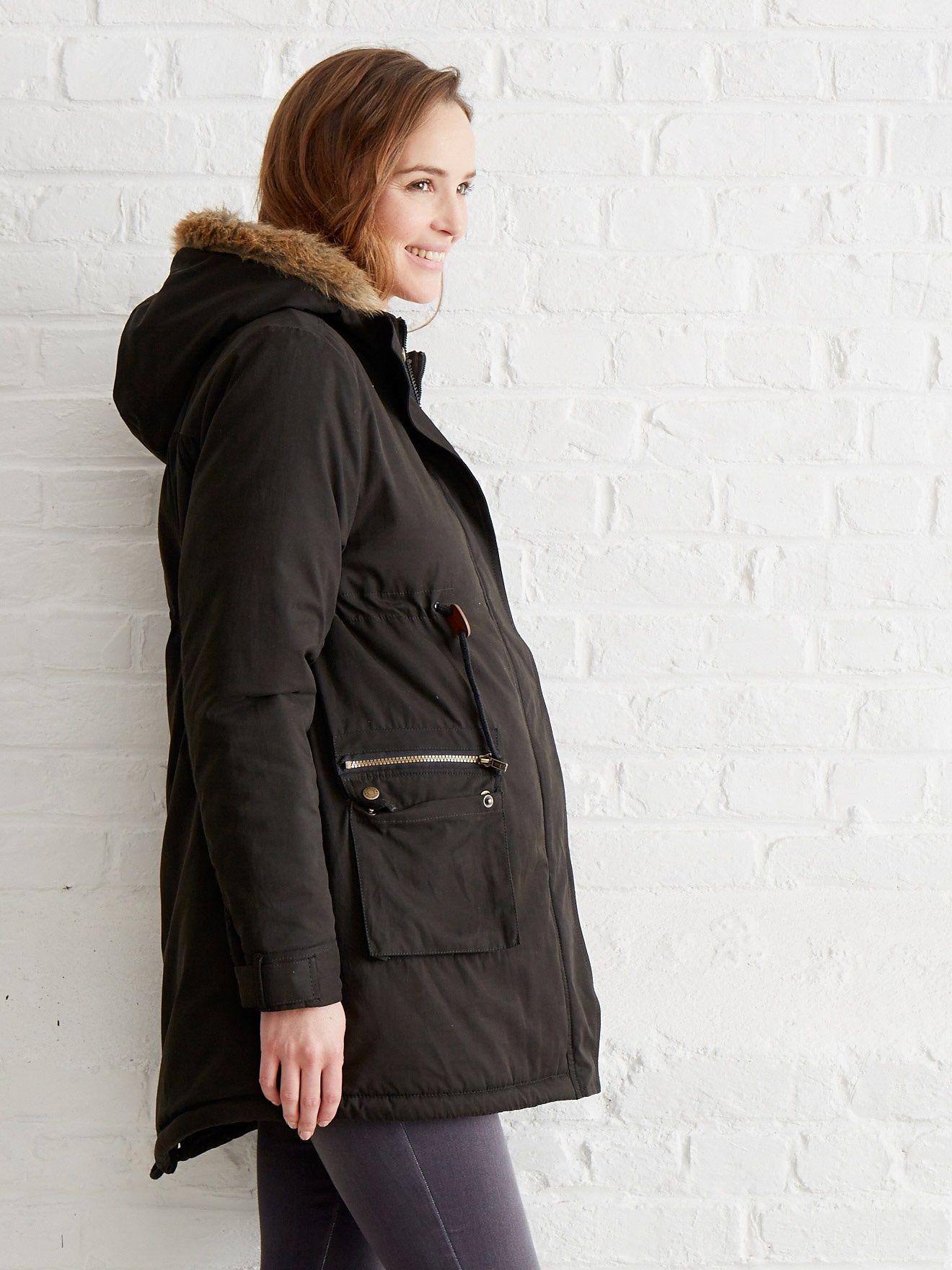 Manteau femme enceinte vertbaudet