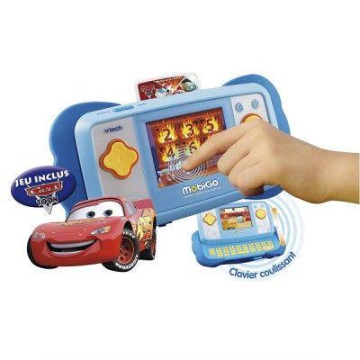 Console mobigo bleue cars toon vtech avis - Console de jeux pour enfant ...