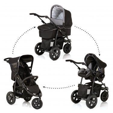 trio poussette viper 3 roues hauck avis. Black Bedroom Furniture Sets. Home Design Ideas