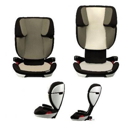 si ge auto hidari isofix groupe 2 3 looping avis. Black Bedroom Furniture Sets. Home Design Ideas