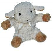 Peluche bouillote Mouton