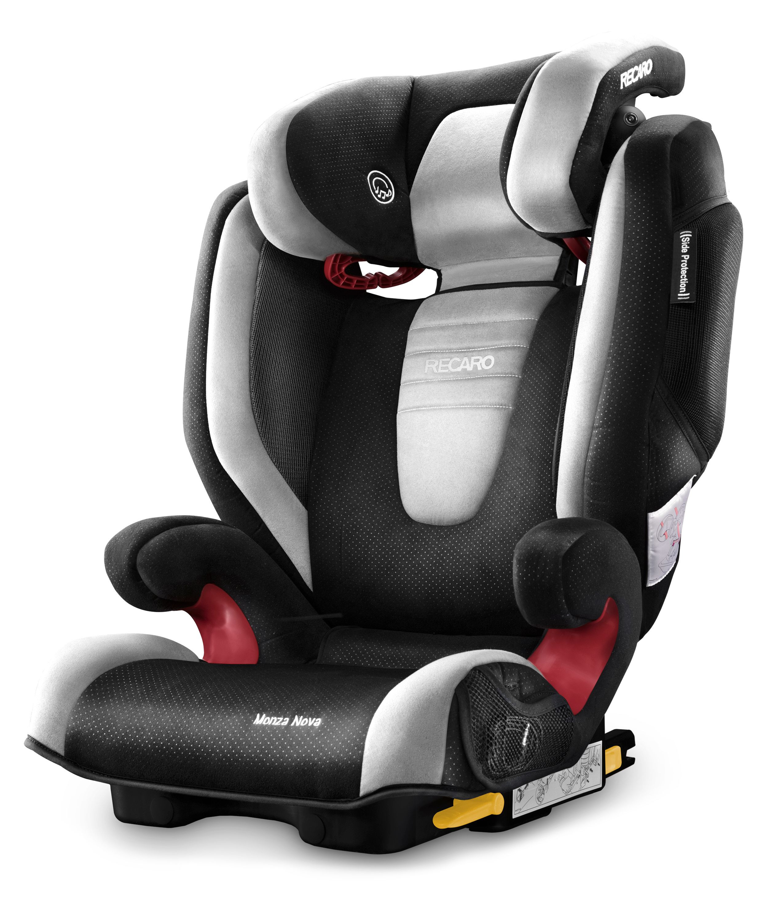 si ge auto monza nova 2 seatfix recaro avis. Black Bedroom Furniture Sets. Home Design Ideas