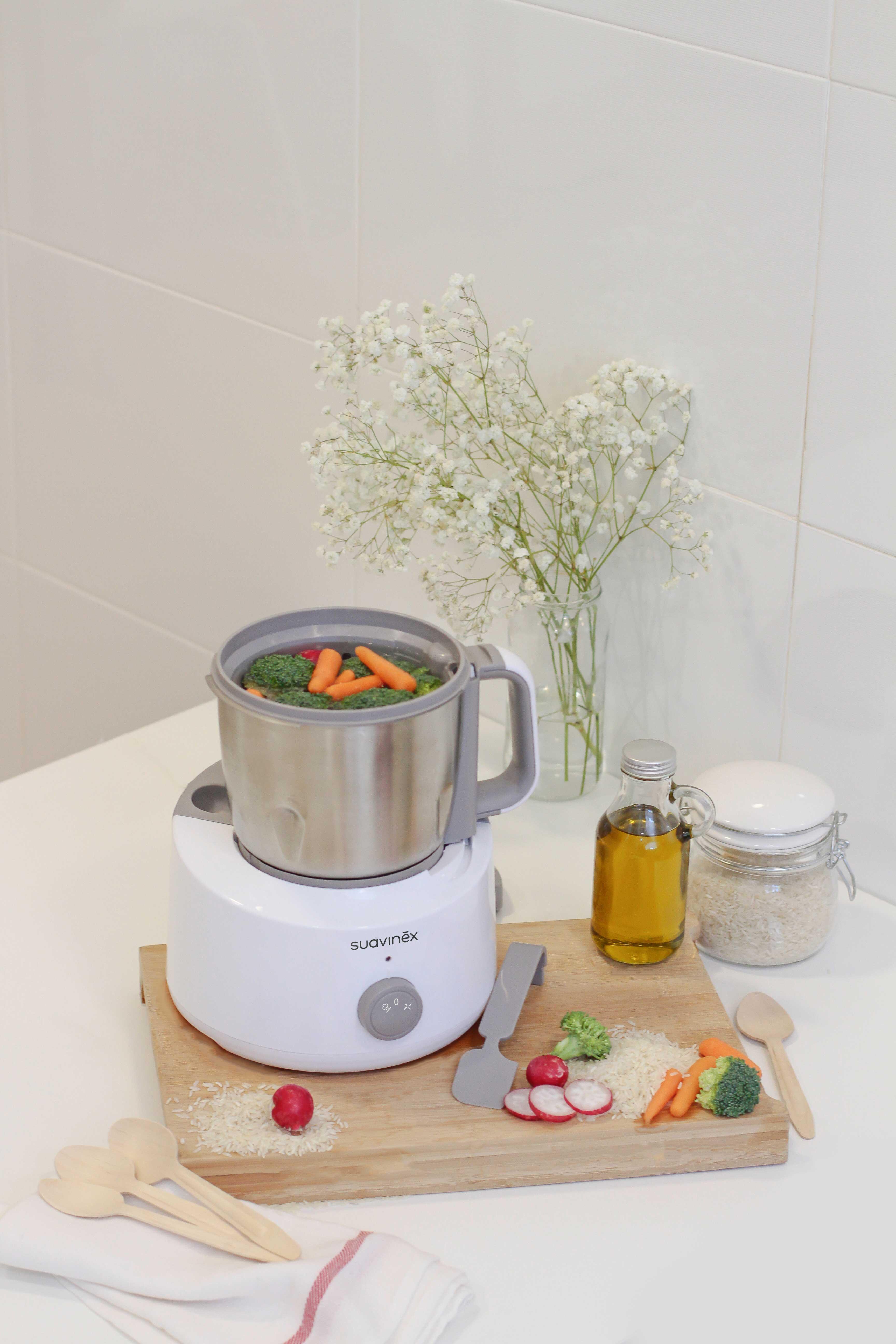 Robot de cuisine Link SUAVINEX Avis