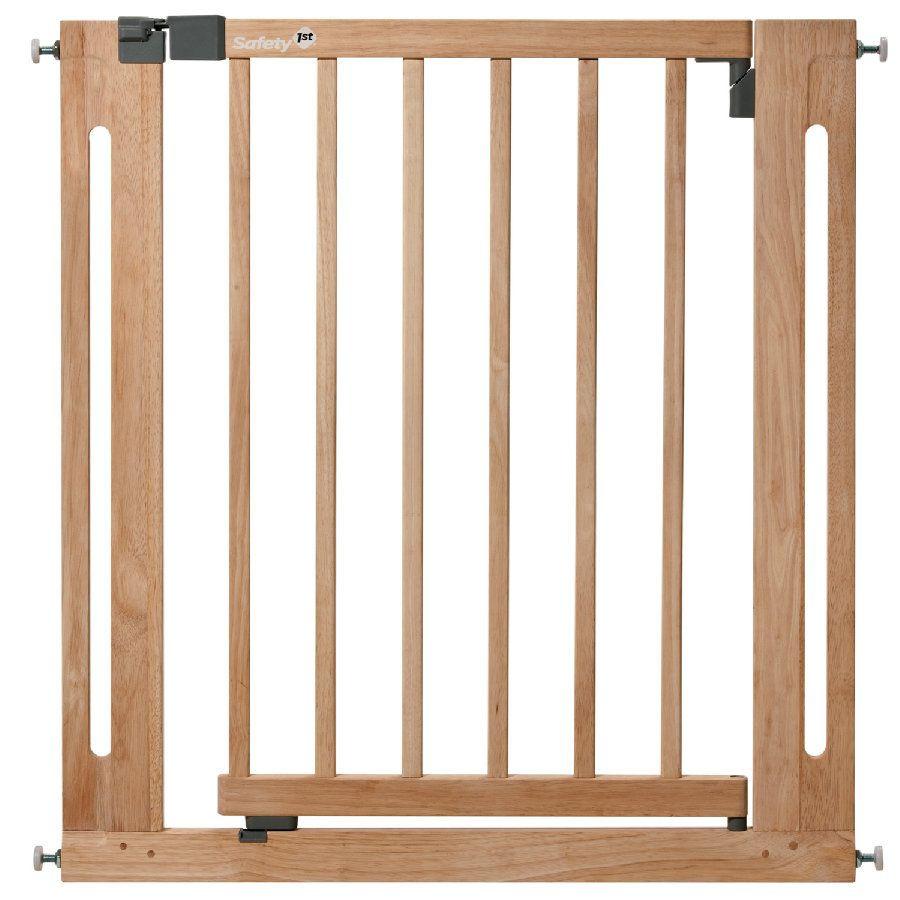 Barri re de s curit easy close bois safety 1st avis - Barriere de securite bois ...