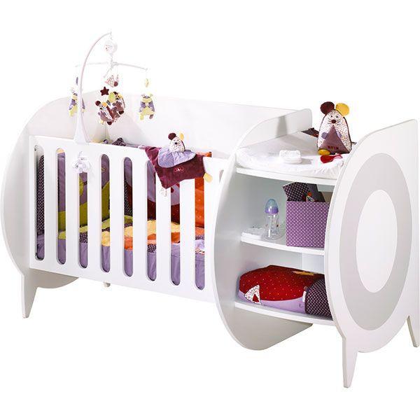 lit chambre transformable onde 120x60 sauthon avis. Black Bedroom Furniture Sets. Home Design Ideas