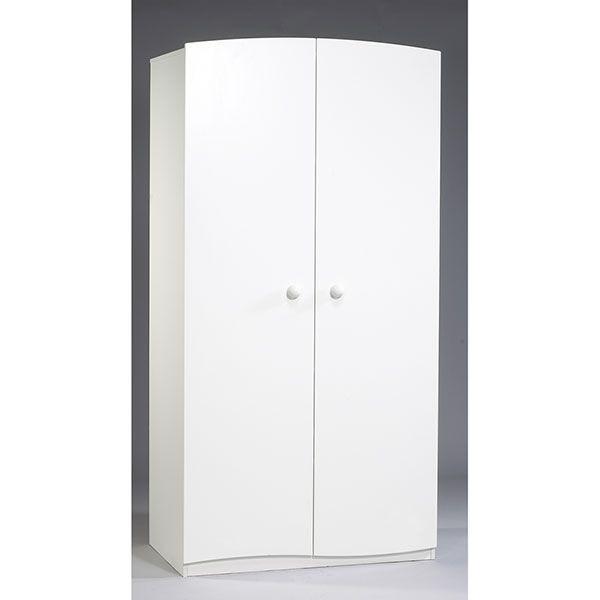 armoire 2 portes nature sauthon avis. Black Bedroom Furniture Sets. Home Design Ideas