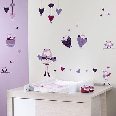 stickers muraux mam 39 zelle bou sauthon avis. Black Bedroom Furniture Sets. Home Design Ideas