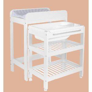 Table langer avec baignoire childwood avis for Table a langer pour baignoire
