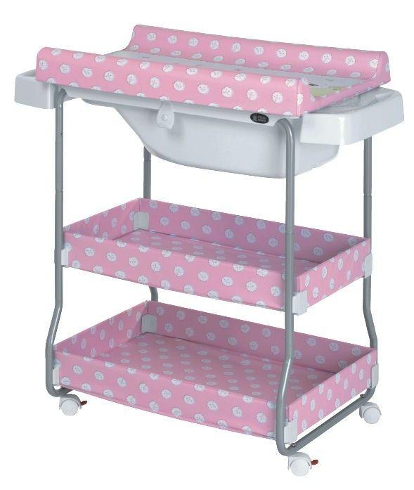 Table langer avec baignoire primi sogni avis for Table a langer avec escalier