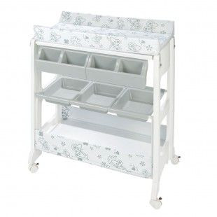 Table langer papillon bebe 9 avis - Table a langer roulettes ...