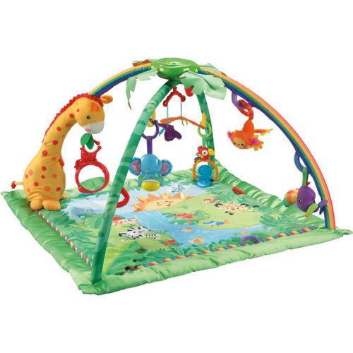 tapis d 39 veil jungle fisher price avis. Black Bedroom Furniture Sets. Home Design Ideas