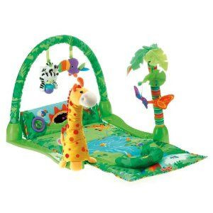 Tapis musical jungle fisher price avis - Fisher price tapis eveil jungle ...