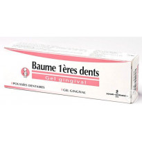 Baume 1ères Dents