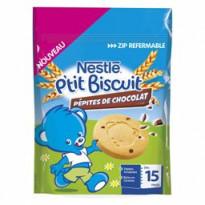 P'tit biscuit pépites de chocoloat