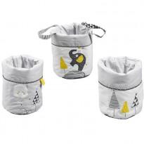 Paniers de toilette Babyfan (x3)