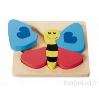 Puzzle en bois Playtive