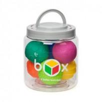 Box 6 balles sensorielles