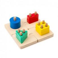 Puzzle de formes