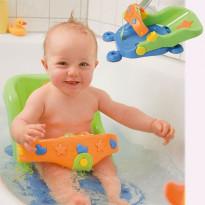 Siège de bain «de luxe»