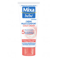 Crème multi-confort au cold cream