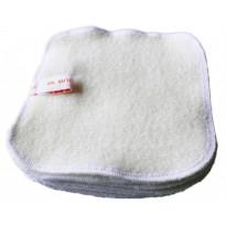Lingettes lavables en TENCEL (x10)