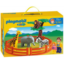 Playmobil 1.2.3 - Zoo