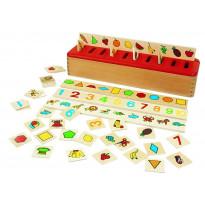 Boîte de Tri Montessori - BSM