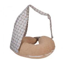 Coussin allaitement Myala Avec Bandeau De Discrétion