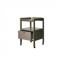 Table à langer + tiroir