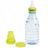 Adaptateur tétine pour bouteille d'eau