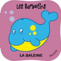 Livre de bain La Baleine