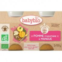 Bio pomme & mangue