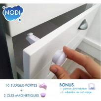 Bloque Porte Invisible