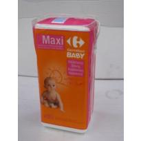 Maxi carrés de coton (x80)