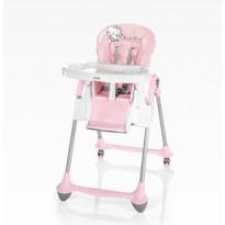 Chaise haute Hello Kitty