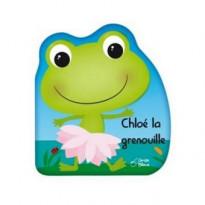 Chloé la grenouille