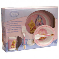 Set 5 pièces micro ondable Winnie Baby
