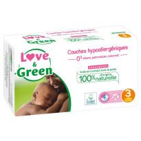 Couches Hypoallergéniques Taille 3