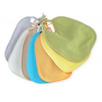 Bavoirs Colors à lacets (x7)
