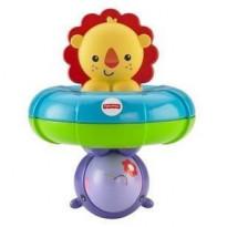 Lion et Hippo du bain