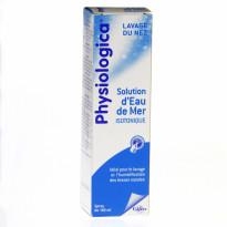 Spray d'eau de mer isotonique Physiologica