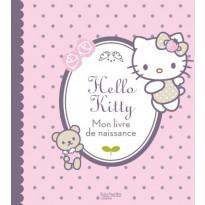 Hello Kitty : mon livre de naissance