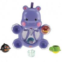 Hippo rigolo de bain