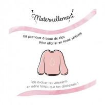 Kit DIY Maternellement