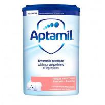 Lait infantile affamé Aptamil 1