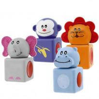 Les Bébés de la savane - Magic Blocks
