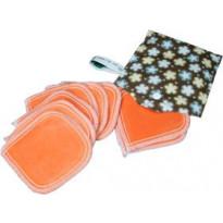 Lingettes lavables (x10)