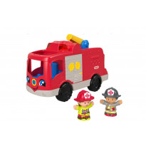 Little People Camion de pompiers