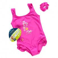 Maillot de bain fille UV sensible - 2 ans