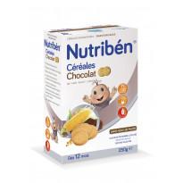 8 céréales chocolat biscuité